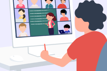 Distance Learning Google Meet
